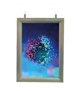 LED-bord dubbelzijdig