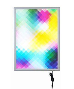 LED-bord enkelzijdig